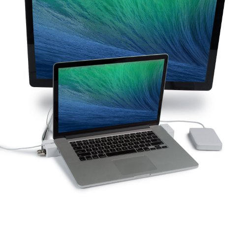 LandingZone Dock 15' Secure Docking Station for MacBook Pro with Retina Display Model A1398 Released...