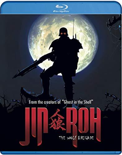 Jin-Roh: The Wolf Brigade [Edizione: Stati Uniti] [Italia] [Blu-ray]