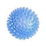 GWM Stacheliger Ball der frühen Bildung der Baby, Notenballkristallmassageball-Kaiserschnitt-Babyfußkinder-Sinnestrainingskugel