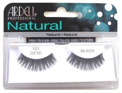 -Ardell Natural Lashes,101 Demi Black by Ardell
