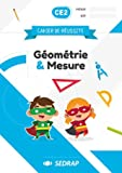 Géométrie et mesure CE2 cahier de réussite