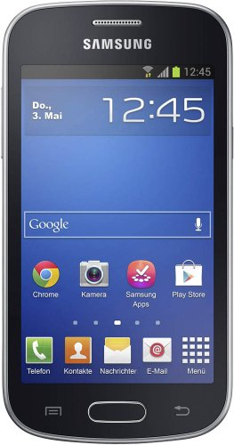 Samsung GALAXY Trend Lite - Android Phone, GT-S7390MKADBT