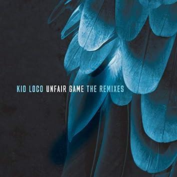 Unfair Game (feat. Olga Kouklaki) [The Remixes] - EP