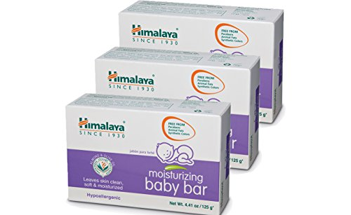 Himalaya Moisturizing Baby Bar