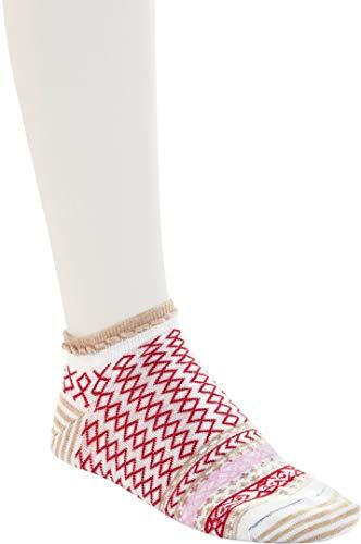 BIRKENSTOCK COTTON ETHNO SUMMER SNEAKER Socken 2019 barberry, 39-41