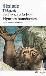 Théogonie - Les Travaux et les Jours - Bouclier de Hésiode