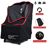 Simple Being Baby Car Seat Travel Bag, Gate Check, Infant Carriers Booster Cover Protector for Air Travel...