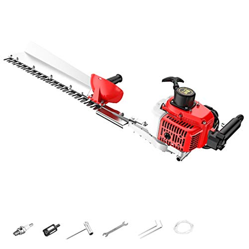 New wangzi Electric Hedge Telescopic Extendable Pole 75cm Cutting Hedge Trimmer Gasoline Branches Sh...