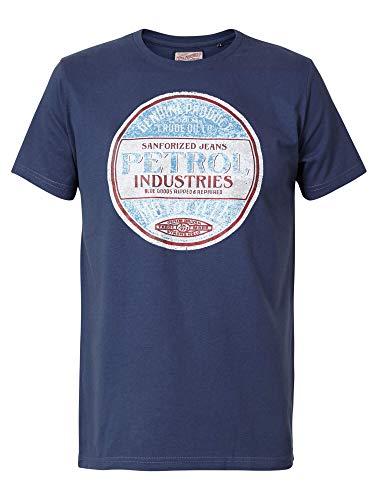 T-Shirt Vintage Logo rund