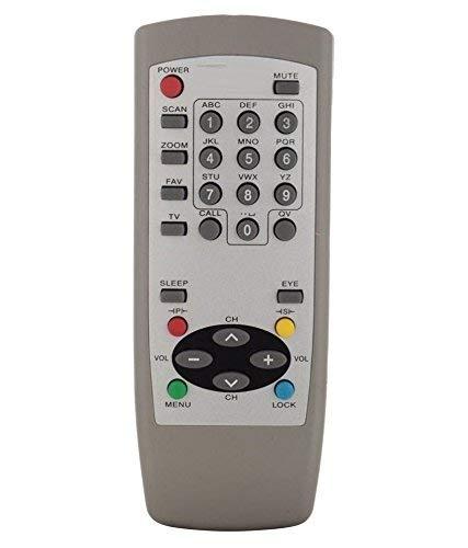Kishore Traders® Compatible Remote Control for Videocon TV LCD/LED VP1-01