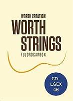 Worth ( ワース ) ウクレレ弦セット CD-LGEX