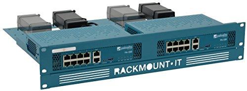 Rackmount.it RM-PA-T3 Kit für Palo Alto PA-220 (2X Appliances, 1x Rack)
