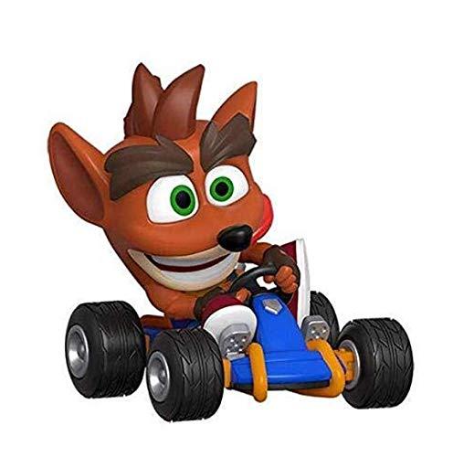 Figuras de vinilo Funko: Crash Bandicoot – CTR Crash Team Racing Nitro-Fueled Mystery Figura:...