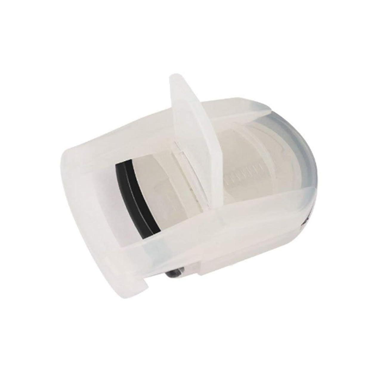 表面的な敵対的香り山の奥 アイラッシュカーラー ビューラー カーラー 化粧 高級感 まつげを扇状 携帯用
