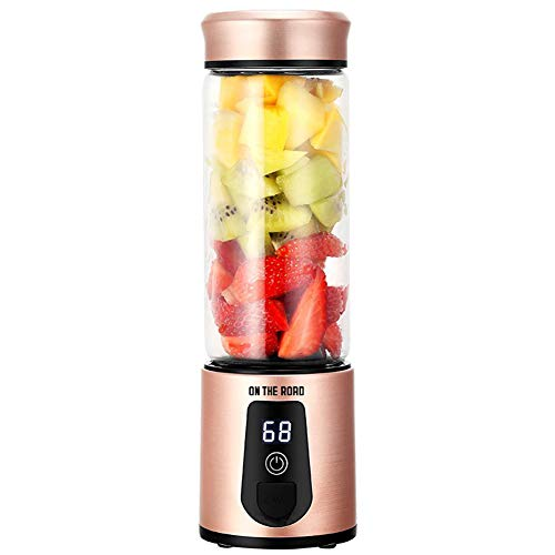 BSJZ USB Fruit Mixer Super Easy to Clean Electric Juicer Safety High Multi Function Blender The Best Gift for Girlfriend in Christmas