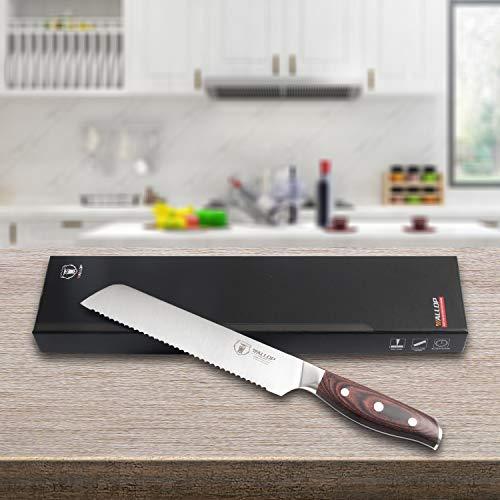 WALLOP Serrated Cake Knife 8 inch