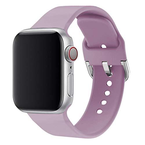 Correa para Apple Watch band 44mm 40mm para iwatch pulsera serie 5 4 3 2 1 42mm 38mm correa pulseira accesorios de correa de reloj