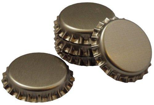 Crown Caps Gold x100