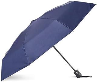 Umbrella Windproof Umbrella Folding Fully Automatic Portable Sunshade Dual Purpose UV Protection Sun Protection (Size : D)