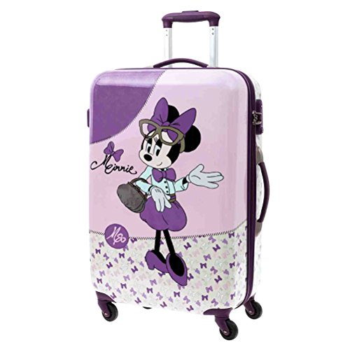 Disney - MINNIE GLAM - Equipaje Infantil - 64L - 69cm