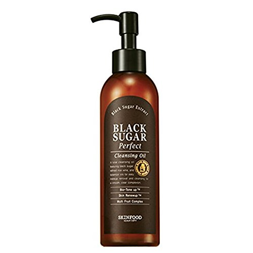 THE SKINFOOD Black Sugar Perfect Cleansing Huile