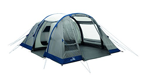 Easy Camp Unisex's Tempest 600 Air Tent, Grey, One Size