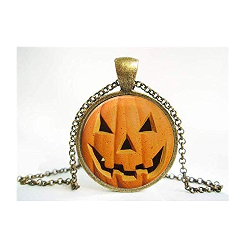 we are Forever family Halloween Jack-o'-Lantern Anhänger, Jack-o'-Lantern-Halskette, Halloween-Halskette