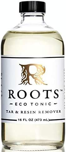 ROOTS Eco Tonic sold New Shipping Free Shipping out - Tar Resin oz Plant All Remover Bottle 16