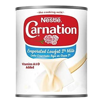 Carnation Evaporated Milk Low Fat 2% 12 fl oz