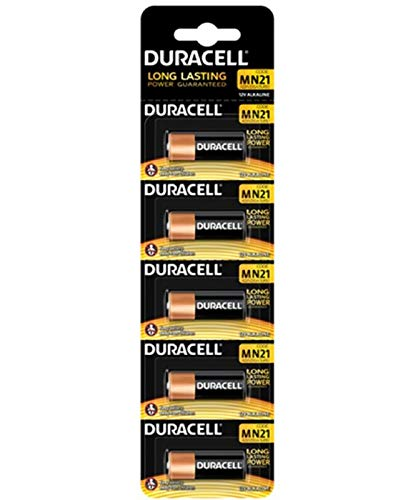 Duracell Specialty MN21 Long Lasting - Blister de 5 Pilas