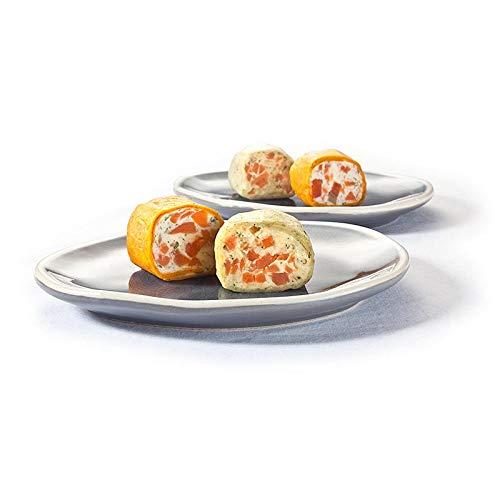 Friesisch Tapas Wraps, 2 Sorten, TK, 1,08 kg, 60 St