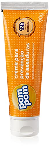 Creme Pom Pom Anti Assaduras 90gr, Pom Pom, Laranja