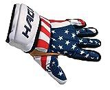 H-1 USA Player Glove Ball & DEK HockeySpecial Flag Edition (Adult XL)