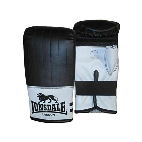 Lonsdale Contender Mitones Guantes Boxeo Kick Mma Hand Wraps Fight Entrenar