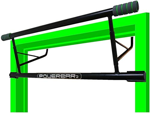 Innovation Fitness Powerbar 2 Professional Pull up bar the only bar with no assembly 10 year guarantee
