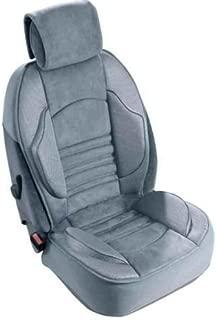 Funda de asiento delantero grande confort para Town Car III (1998/09 – 2011/12), 1 pieza, color gris