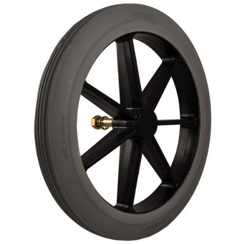 Greentyre GTG315F/ W 315mm Wheel with Puncture Proof Tyre