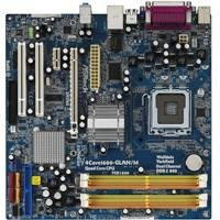 Asrock 4Core1600-GLAN/M - Placa base (4 GB, Intel, Socket T (LGA 775), Gigabit LAN 10/100/1000 Mb/s, Micro ATX, 5.1)