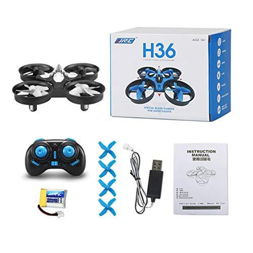Gwendoll H36 Mini Drone RC Drone Quadcopters con Modo sin Cabeza con una tecla de Retorno de Seis Ejes RC helicóptero Juguetes Regalo para los niños