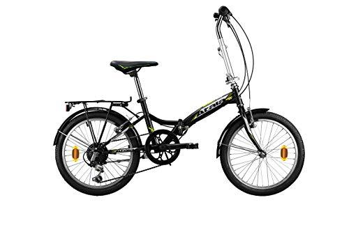 ATALA GREEN BAY bicicletta pieghevole bici da barca car-bike 20'' richiudibile