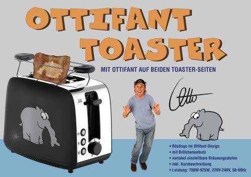 toaster von otto waalkes