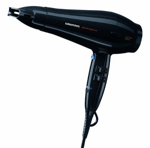 Grundig HD 9280 High Professional-Haartrockner, schwarz