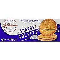 Les Malices - Grande Galette 12 paquetes de 9 galletas (1800 gr) tamaño de la familia - hecho en Francia