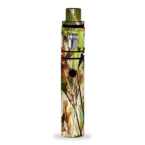 Skin Decal Vinyl Wrap for Smok Stick V8 Stick Pen Skins Stickers Cover - Super Vibrant Tree Camo Oak Moss Leaves Twigs