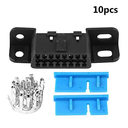 Buchse OBDII-Kabel Buchse Kit für Autoteile für Steckerwerkzeuge