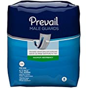 Prevail Maximum Absorbency Incontinence Male Guards