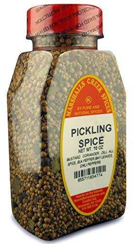Marshalls Creek Spices New Size Marshalls Creek Spices Pickling Spice Seasoning, 10 Ounce, 10 Ounce …