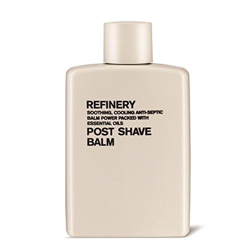 些細写真撮影相談するThe Refinery Post Shave Balm 100ml (Pack of 6) - 製油所のポストシェーブバーム100ミリリットル x6 [並行輸入品]