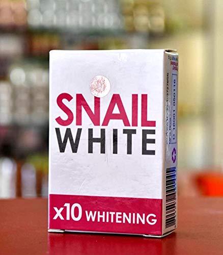 Snail White Soap x10 Whitening
