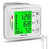 Best Blood Pressure Wrist Cuffs - Wrist Blood Pressure Monitor,MOICO Voice Broadcast Automatic Digital Review